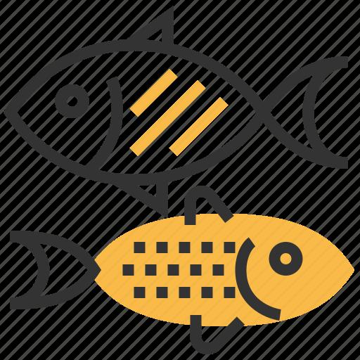 fastfood, fish, food, seafood icon