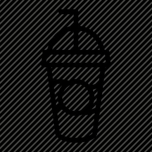 beverage, beverages, coffee, drink, glass, soda, soft icon