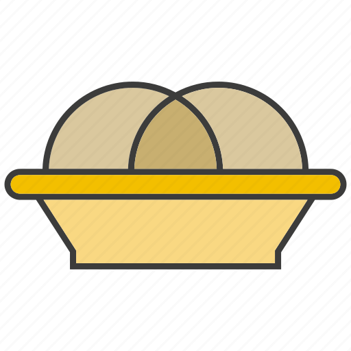 bowl, eat, food icon