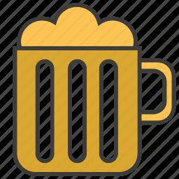 beer, beverage, drinks icon