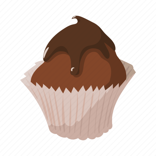 Cake, cupcake, cute, dessert, food, icing, sweet icon - Download on Iconfinder