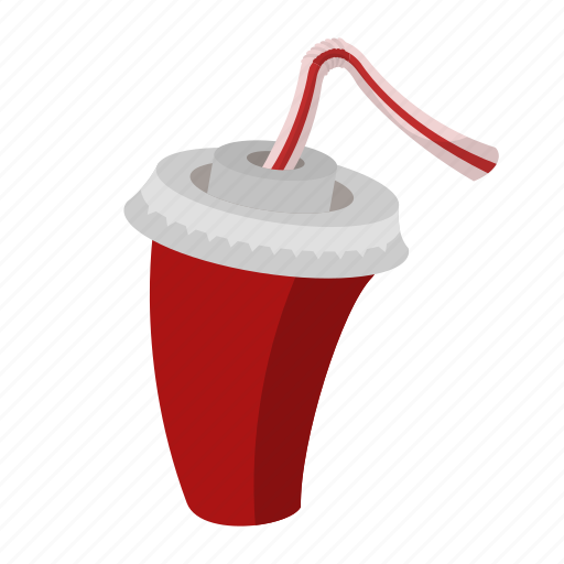 beverage, cola, cold, cup, drink, fastfood, soda icon
