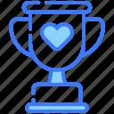 love trophy, cup, trophy, prize, winner