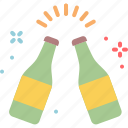 beer, celebrate, drink, toast icon