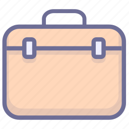 briefcase, business, job, office icon