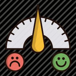 contact us, emoji, feedback, speed icon