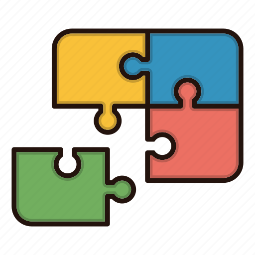 Contact us, feedback, game, jigsaw, puzzle icon - Download on Iconfinder