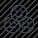 emoticon, smiley, emoji, happy, sad, smile
