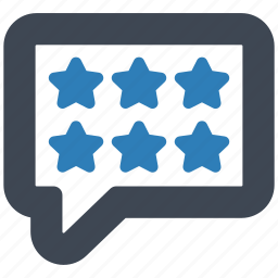 customer, feedback, rating icon