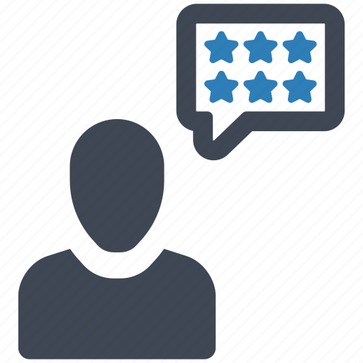 customer, rating, satisfaction icon