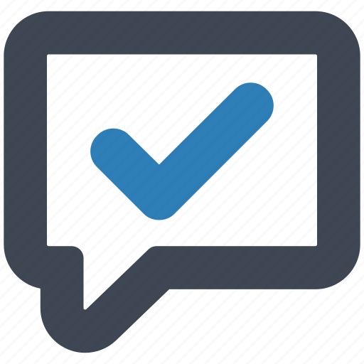 answer, correct, support icon
