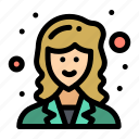 academic, mathematician, researcher, scientist icon