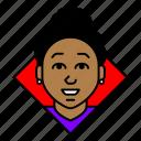 avatar, business, entrepreneur, girl, leader, profile, woman