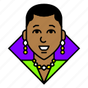 avatar, boss, business, entrepreneur, leader, manager, woman icon