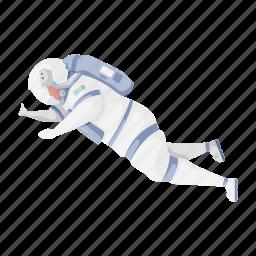 occupation, character, builder, astronaut, man, woman, suit