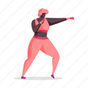 sports, character, builder, punch, woman, sport, martial, art, boxing