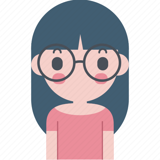 Avatar, beauty, cute, fashion, female, girl, woman icon - Download on Iconfinder