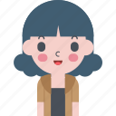 avatar, beauty, cute, fashion, female, girl, woman