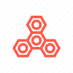 fast, rotation, spinner, toy, widget icon