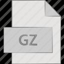 archive, compressed, gnu, zipped