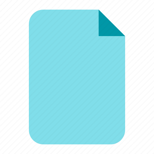document, file, image, paper icon