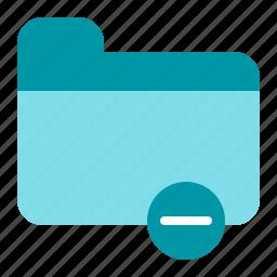 delete, delete folder, document, file icon