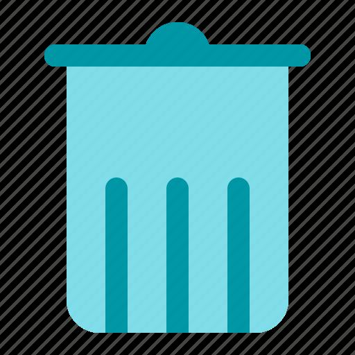 delete, junk, spam, trash icon