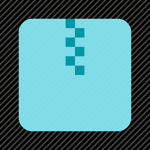 container, document, file, rar, zip icon