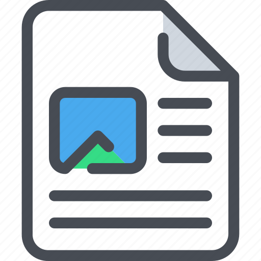 Content, document, file, paper icon - Download on Iconfinder
