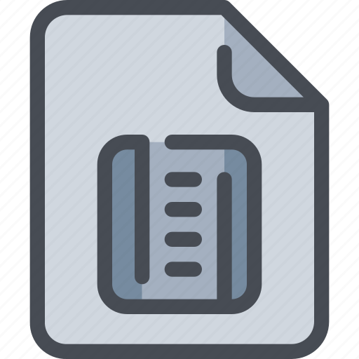document, file, movie, paper, video icon