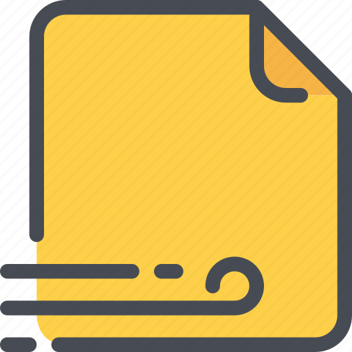 document, file, paper, sending, share, sharing icon