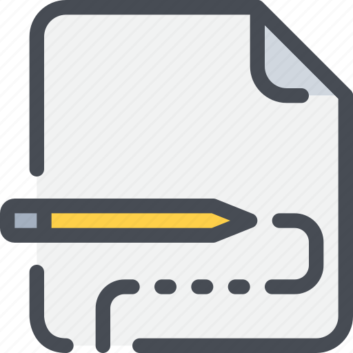 document, education, file, learn, learning, paper, writing icon