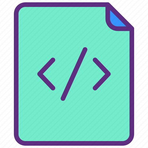 Code, coding, file, html, website icon - Download on Iconfinder