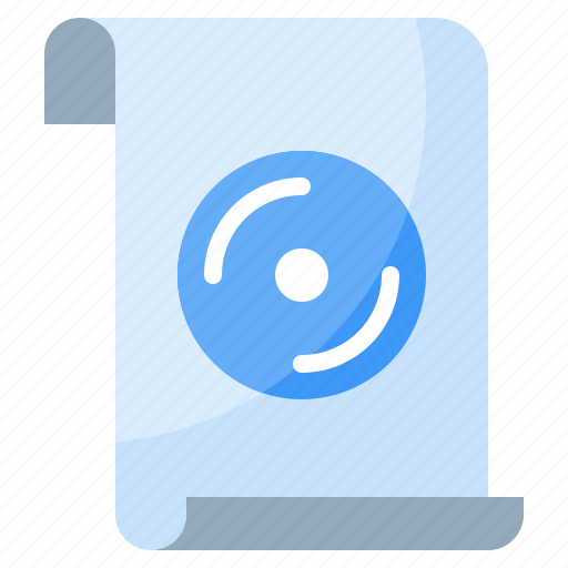 Audio, document, file icon - Download on Iconfinder