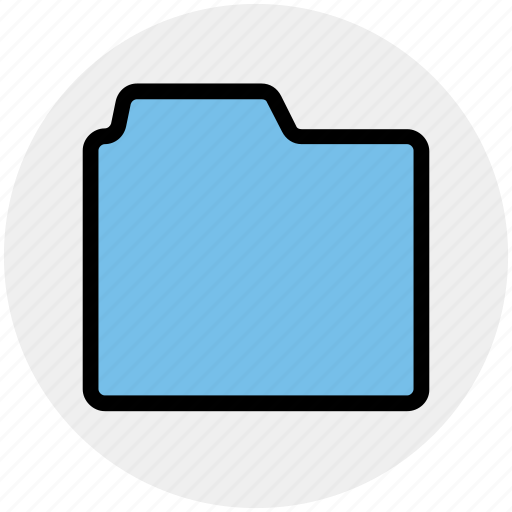 archive, documents, folder, folder open, office icon