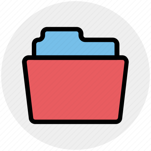 Archive, documents, empty folder, folder, folder open, office icon - Download on Iconfinder