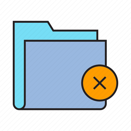 data, document, error, file, folder, info, wrong icon