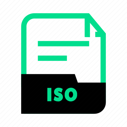 extension, file, format, type icon