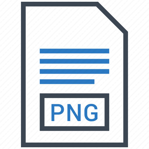 extention, file, png file, type icon
