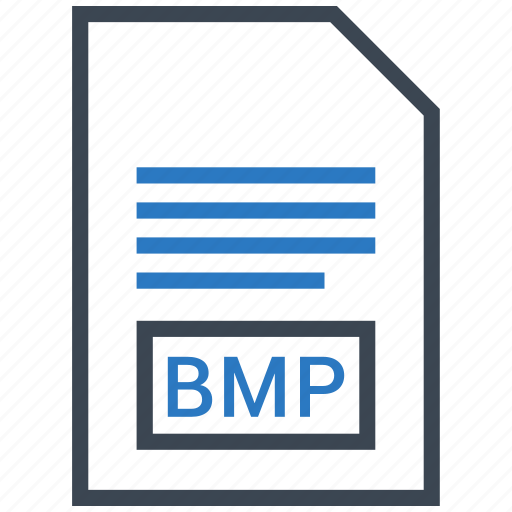 bmp, extention, file, type icon