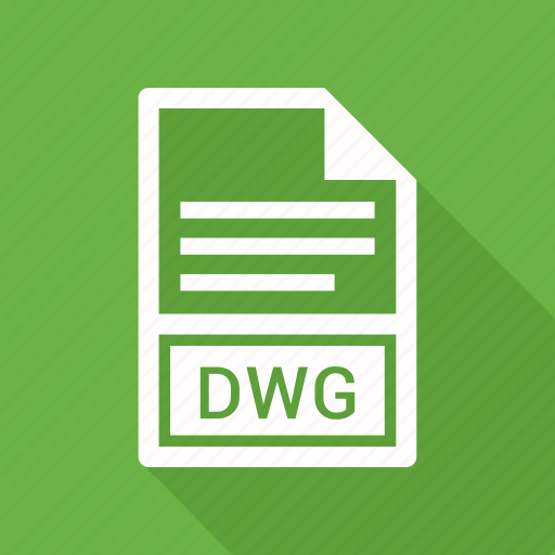 cad, dwg, file format icon