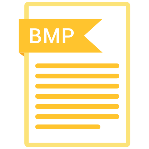bmp, documents, file, format, paper icon