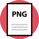 file, name, page, png transparent icon