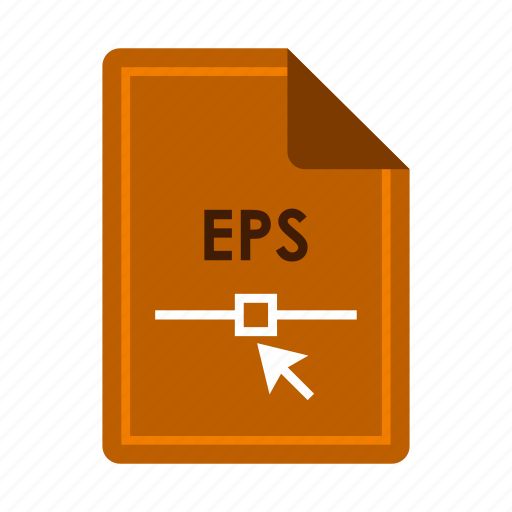 computer, concept, eps, extension, file, format, text icon