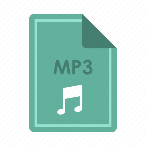 features, file, listen, mp3, music, note, sound quality icon