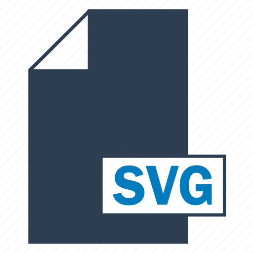 blue, file, format icon