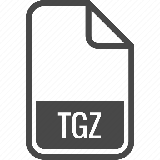 document, file, format, tgz, type icon