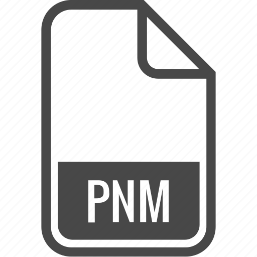 document, file, format, pnm, type icon