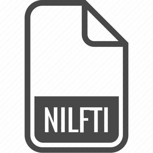 document, file, format, nilfti, type icon