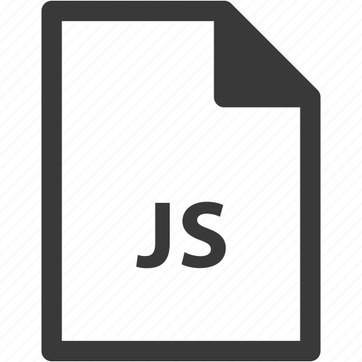 file format, filetype, js icon